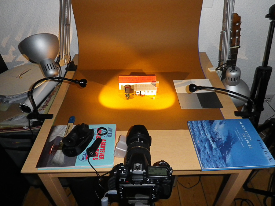 Set mit Ikea LED-Spots